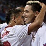FINAL @SevillaFC 1-0 @OL Primer gol de Ben Yedder en @LigadeCampeones ➡️ ⚽️✅ Primera victoria europea ➡️ 💪✅ #UCL https://t.co/grzQrmgCg9