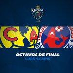 Octavos de final | @LaCopaMX | @ClubAmerica vs @ClubTiburones | 28 de septiembre | 21:00Hrs | @EstadioAzteca | #VamosAmérica https://t.co/BfZpOWO8oh