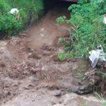 @prensa_libre Por fuertes lluvias en #Amatitlán en algunos sectores se pudo observar el nivel del río Alto @info502 https://t.co/OYIpTQiTPP