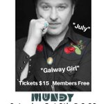 @mundy is coming to the @uiccsanfran Oct 8th Advance tickets now. It's going to b a fabulous night #SanFrancisco https://t.co/pcDW26hjPF https://t.co/lNFiJEEe7n