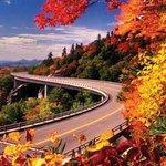 Blue Ridge Parkway, North Carolina https://t.co/N3tmnsQ2Mz