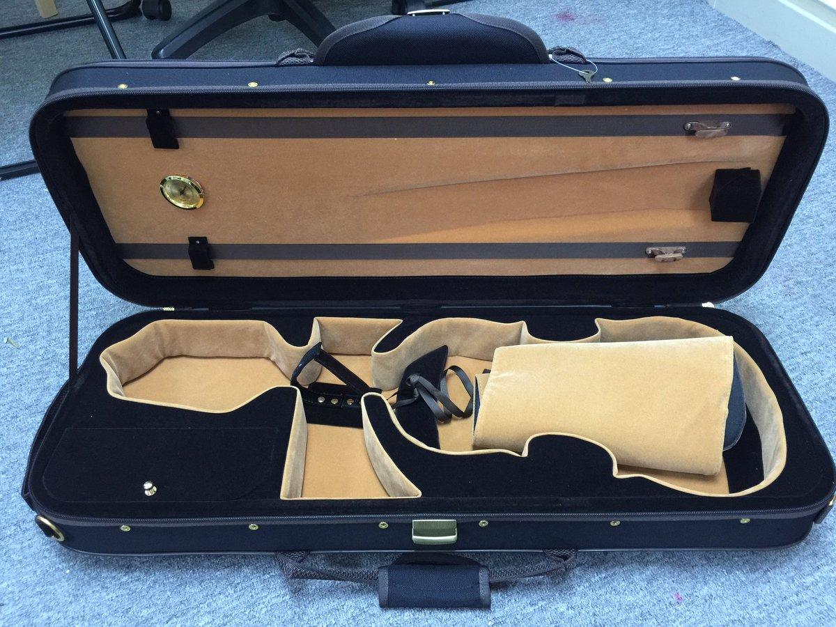 $600 HKD #中提琴 輕身高檔盒  有無人要 ? 唔要都幫手RT 下