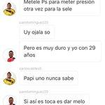 Espero que este hablando de la selección de Paralimpicos, Cojo hpta @JuanDominguez20 !!! https://t.co/U6K0w4ccDT