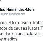 El lunes fue un gran día para el terrorismo y triste para la Colombia con memoria y dignidad.  #ColombiaDecideNo https://t.co/D9vOR9LDIS