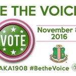 Today is National Voter Registration Day! Come to our Voter Registration Lock-In this Friday 💕💚 #BetheVoice https://t.co/U41zK1bHh6