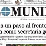 Moviliza a sus seguidores para forzar la dimisión de Pedro Sánchez en el Comité Federal del sábado. @elmundoes https://t.co/DD6xAwX0KF