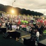¡Cómo quiere la gente a Lenín! ¡Esta es la Revolución! No podrán contra tanto amor y entrega. https://t.co/2cq7WNZa5n