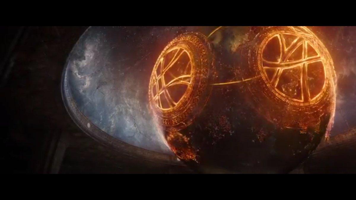 「アベンジャーズは物理的危機から世界を守る。我々はより神秘的な脅威から世界を守っているのだ」ひーーーードクターストレンジ
