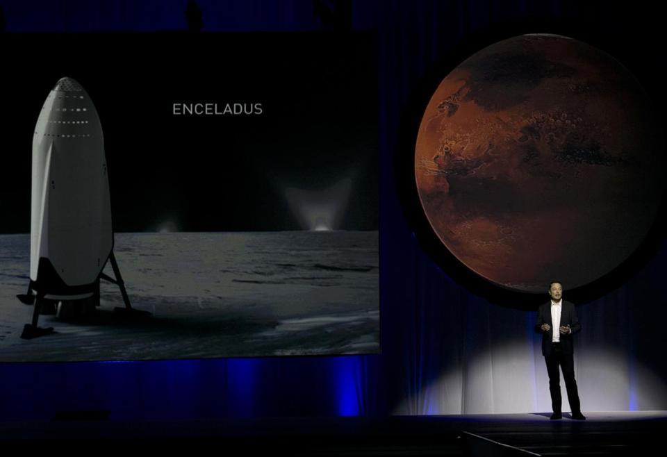 mars exploration essays