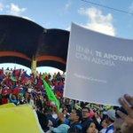 Ecuador conoce tu trayectoria y por eso este apoyo es incondicional #BienvenidoLenin https://t.co/vqi6CMdvEy