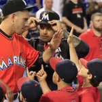 Take a look at the touching photo montage of Jose that was on the big screen before the @Marlins game Monday. #JDF16 https://t.co/S0duqax4wr