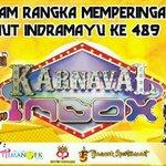 Karnaval Inbox SCTV menyambut hari jadi Kabupaten #indramayu489. Tgl 8-9 Okt 2016, Pkl 06-09 WIB di alun2 Indramayu https://t.co/rHi9TfIuZH