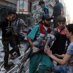 WHO wil humanitaire route om zieken en gewonden uit Aleppo te evacueren https://t.co/GqX6g8cWFE https://t.co/IBFeLY7cpI