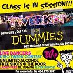 HOUSE PARTY ALERT⚠️  #TwerkNForDummies 🏡 Like Dancers 👯 $150 twerk contest 🗣 Unlimited Alcohol 😛 https://t.co/vz4qWz0gbt