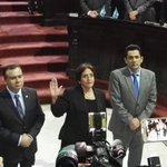 Con 117 votos a favor Elizabeth Mercedes García Escobar es electa como nueva magistrada de la CSJ https://t.co/KX1dWnBJnl