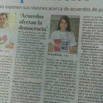 Natalia Bedoya lucha por el No https://t.co/AjJ249tcqu