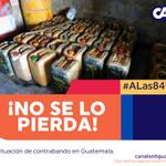 ¿Cuál es la situación de contrabando en Guatemala? Únase al debate con el HT #ALas845 ¡Le esperamos! https://t.co/41w0wy1yOJ
