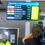 Further delays for Perth passengers flying Tiger. Bali-bound flight now pushed back to 4PM. @9NewsPerth #ashcloud https://t.co/ZsTNRQvSqj