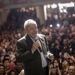 """""""Urna não é lugar para depositar ódio, é lugar para depositar sonhos"""", diz Lula em comício de Fernando Haddad. https://t.co/3Vo0ojIFuR"""