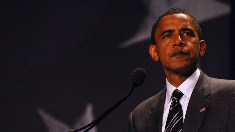 RickeySmiley : Barack Obama Tell