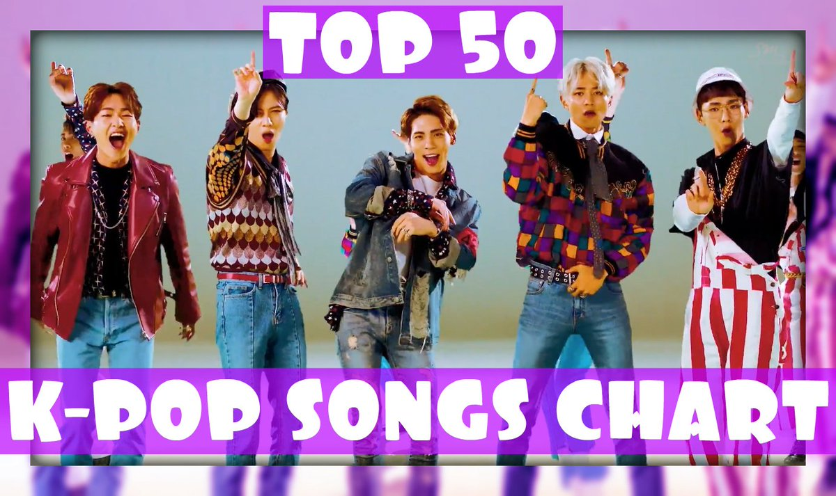 "KVille Entertainment Twitterissa: ""The TOP 50 K-Pop Songs Chart is out K-NATION! -- Don't forget to vote here: https://t.co/2MUi"