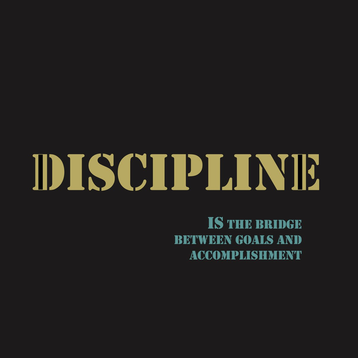 """Discipline is doing what you don't want to do so you can do what you want to do."" - John Maxwell https://t.co/QpoEC2je6M"