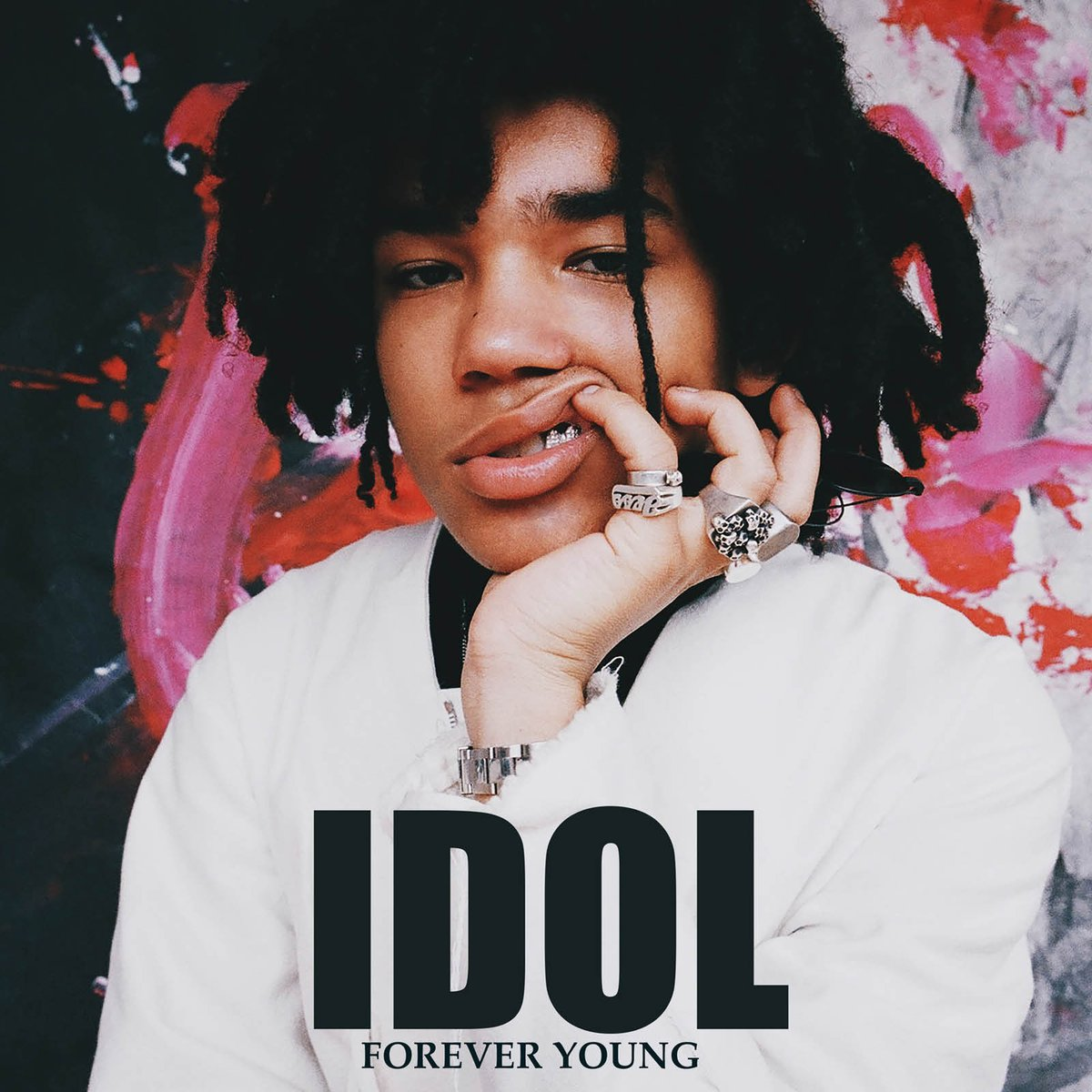 Luka Sabbat In Our Overall From Autumn - Winter 2016 Collection On The Cover Of IDOL Magazine. https://t.co/kJzFLM0epe