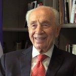 Muere Simón Peres, expresidente israelí y Premio Nobel de la Paz, a los 93 años. Descanse en paz. https://t.co/722ulA01t8