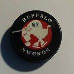#Sport VINTAGE #Buffalo SWORDS AHL #Hockey PUCK #Buffalo SABRES FARM TEAM RARE https://t.co/viott4YQX4 #TAF https://t.co/wVHC5WMM4h