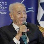 Muere a los 93 años Simón Peres, expresidente israelí y nobel de la Paz https://t.co/jn8Qx8YQbP https://t.co/rE7arpQosC