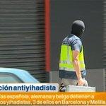 Cinco detenidos en una operación conjunta en España, Alemania y Bélgica contra el yihadismo https://t.co/mju0psdTLV https://t.co/x8X19LGNdq