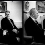 Former Israeli President Shimon Peres, shown in 1995 w President Clinton, has passed at the age of 93. https://t.co/QFofKifrVy