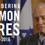 "Former Israeli President Shimon Peres died after 66 years in Israeli government, including a Nobel Peace Prize for the 94 peace talks. Z""l https://t.co/bL7qVYlcuy"