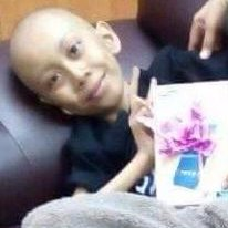 His name is Muhammad Danish and he is battling cancer. Let's rally around him! #MaybankHeart https://t.co/XwocbOI5o8 https://t.co/CCqNpWyw2p