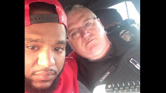 RickeySmiley : Police Officer Dr