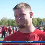 Gibson More Than a Receiver for Dragon Football | KVRR Sports https://t.co/nLdEhRQ7wv https://t.co/rvxMuSYr8C