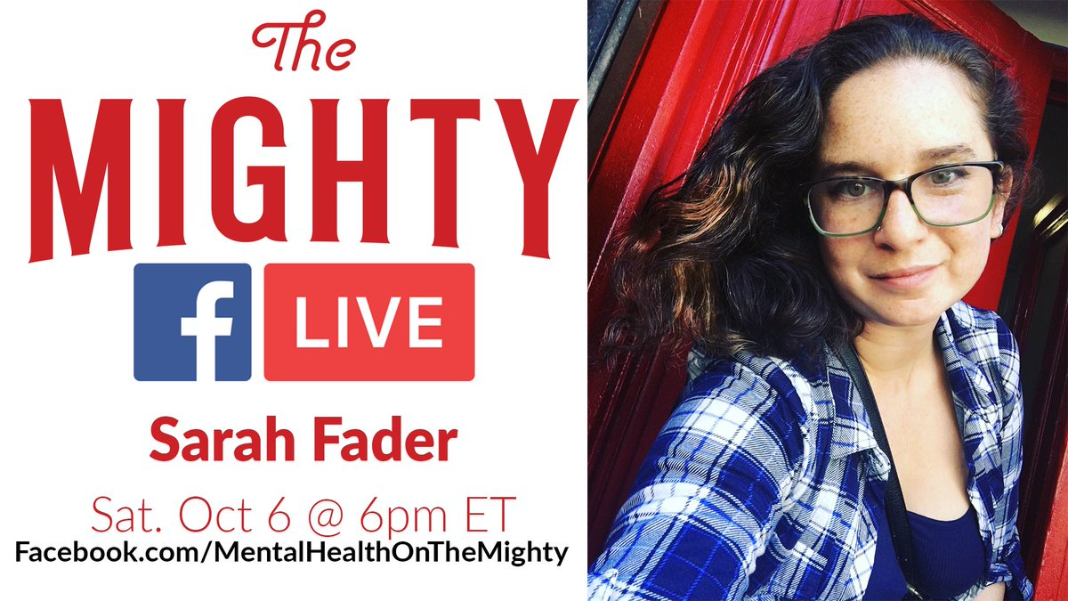 Come ask me questions and meet my cats! Thank you @TheMightySite 10/6 at 6pm EST #mentalhealth https://t.co/aeUgDPOu9T