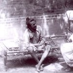 Great Indian revolutionary #ShaheedBhagatSingh at Lahore during his first arrest in 1927. #Shaheed #BhagatSingh https://t.co/ICmbqnE4rZ