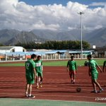 Tibet's first football club aims at unity, struggles for Chinese players