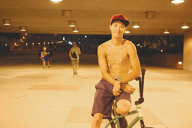 A&M Michael Shao is the 3rd highest ranked BMX rider. - https://t.co/YHgFnFebcY https://t.co/vqHKtEYaig
