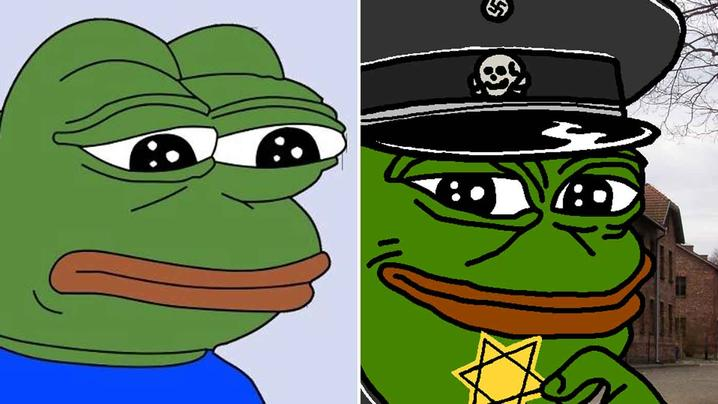 Pepe The Frog Meme Now Officially A Hate Symbol 9news Scoopnest