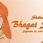 History created by Shaheed -e -Azam Shri Bhagat Singh JI will be remembered by all. Jai Hind https://t.co/i8fj2ibuAF