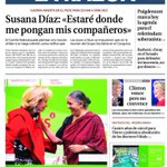 "Traducimos: Susana Díaz ""Estaré donde me ponga el régimen corrupto, la banca y la caverna mediática"" https://t.co/QgrZfXbmPG"