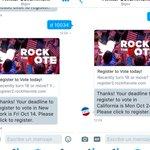 Con Gov, Twitter se une al impulso para registrar a los votantes https://t.co/IxVoo1ztN1 #charlesmilander https://t.co/fDcWqqfcUc