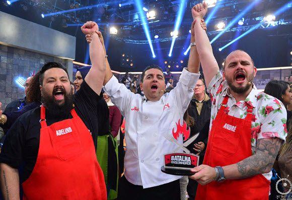 #BatalhaDosCozinheiros: Batalha Dos Cozinheiros