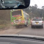 08:50 @ntsa_kenya happening along Ngong road https://t.co/281VRYQg30 via @unamaks