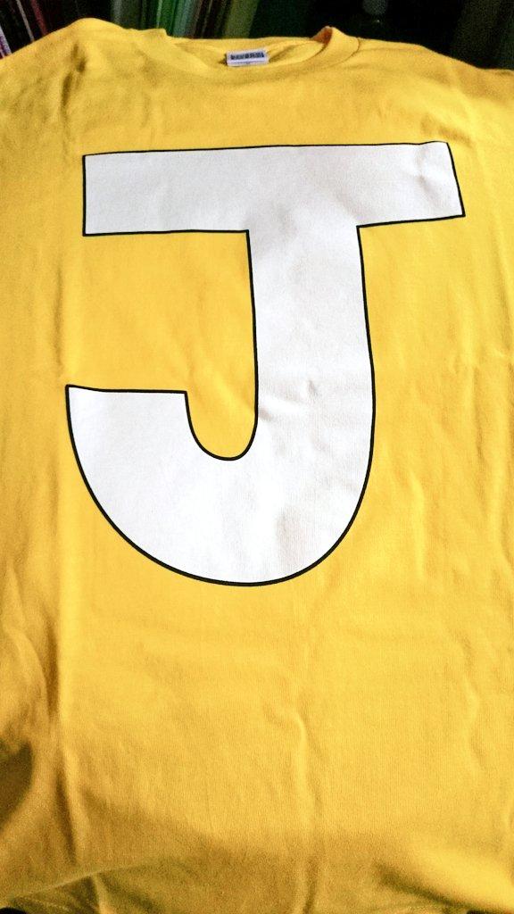 チャンピオン読んでなきゃまず分からんであろうTシャツ届いた #浦安鉄筋家族