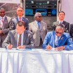 @Huawei has signed an MoU with University of Zambia (@UNZA_ZM ) for ICT Talent Development  https://t.co/vQGPIiYfzw https://t.co/CQ6SiMkwYP