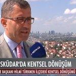 Üsküdar Belediye Başkanı @hilmiturkmen34 ilçedeki kentsel dönüşümü anlatıyor Canlı yayın► https://t.co/NF9E9UHC9W https://t.co/a1eHT7fv6l