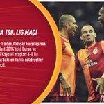 100. Lig maçı öncesinde Türk Telekom Arena'daki farklı galibiyetler. https://t.co/QKu0Aq6sIN